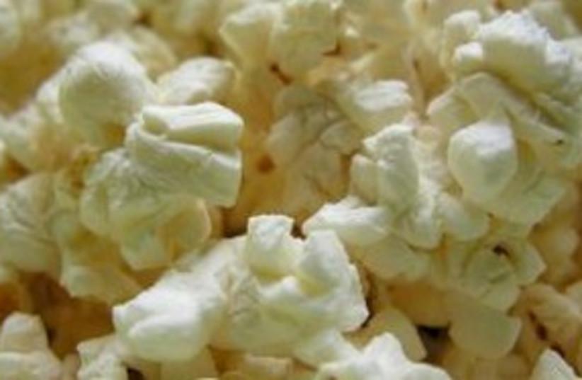 Popcorn 311 (photo credit: Courtesy)