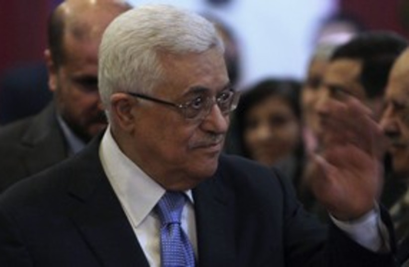 Abbas311 reuters (photo credit: reuters)