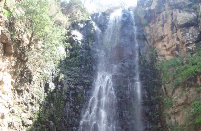 Deborah and Gilabon falls