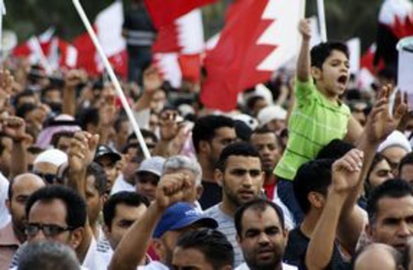 Bahrain protests Reuters 311 (photo credit: Reuters)