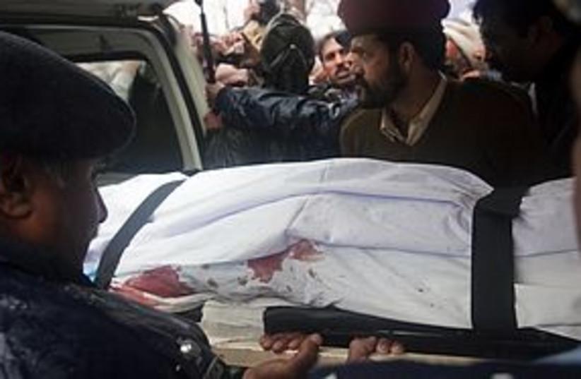 pakistan taliban assassination 311 (photo credit: REUTERS)