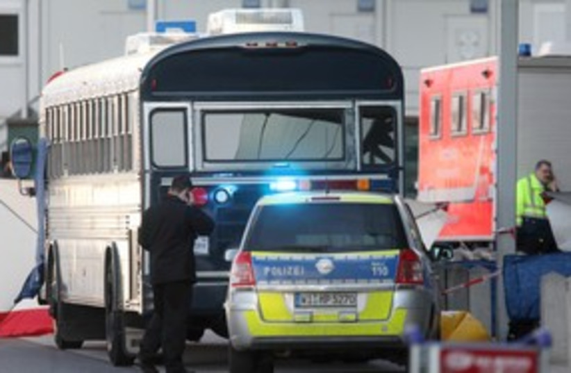 Germany US Attack 311 Reuters (photo credit: REUTERS)