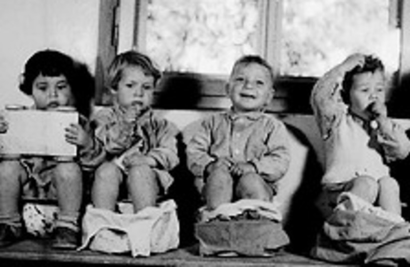 kibbutz babies 224.88 (photo credit: )