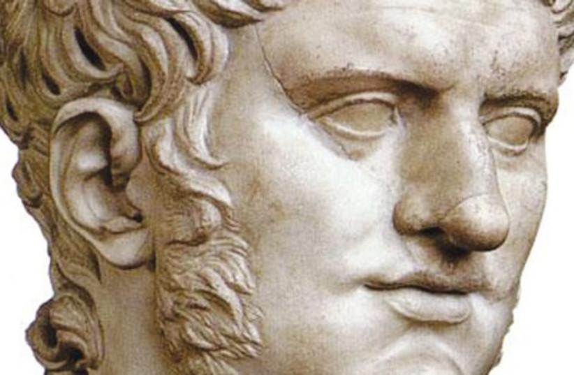 bust of Nero_521 (photo credit: Courtesy)