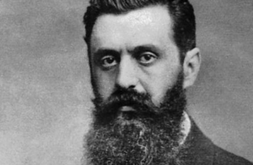 Herzl (photo credit: Cortesy)