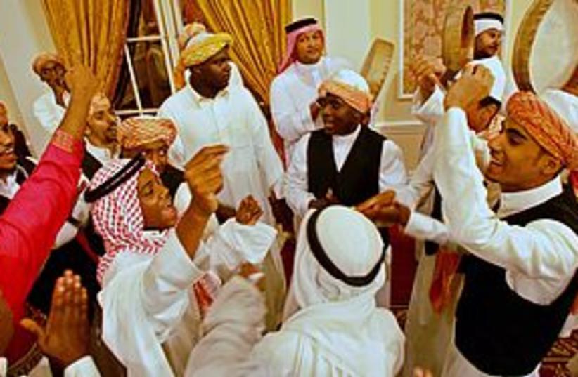 saudi wedding (r) 311 (photo credit: REUTERS)