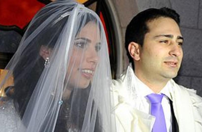 hurva wedding 311 (photo credit: Roman Yanushevsky)