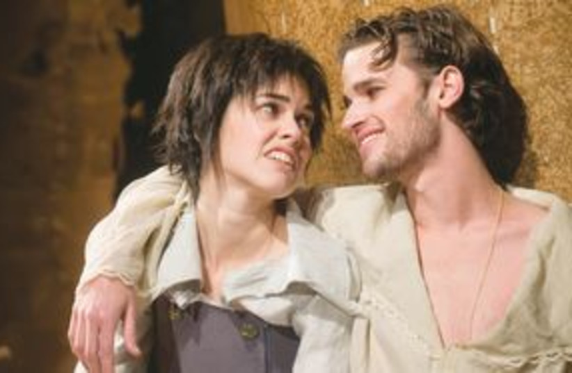 The Twelfth Night play 311 (photo credit: Courtesy)