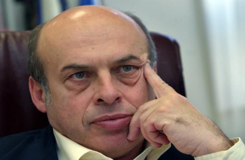 Natan Sharansky 521 (photo credit: Reuters)