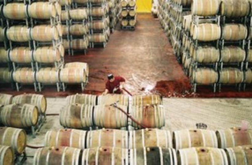 makin kosher wine 311 (photo credit: Courtesy)