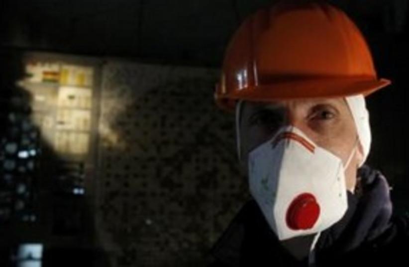 Chernobyl 311 (R) (photo credit: REUTERS)
