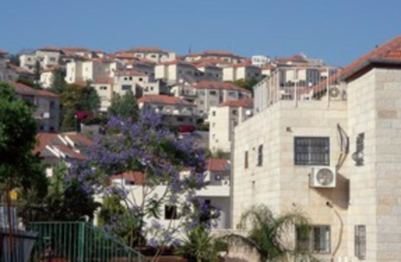 Betar Illit 311 (photo credit: Bet Hashalom/WikiCommons)