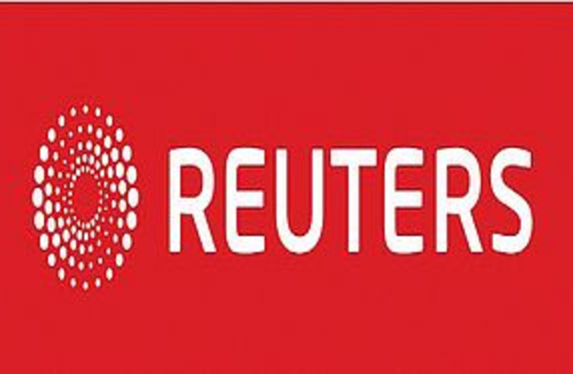Reuters logo 311 (photo credit: courtesy)