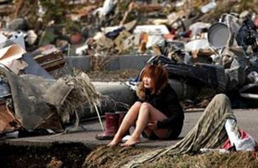 japan earthquake 311 (photo credit: REUTERS)