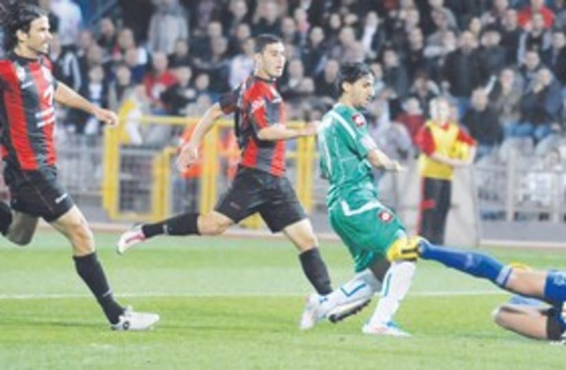 Haifa Derby 311 (photo credit: Asaf Kliger)
