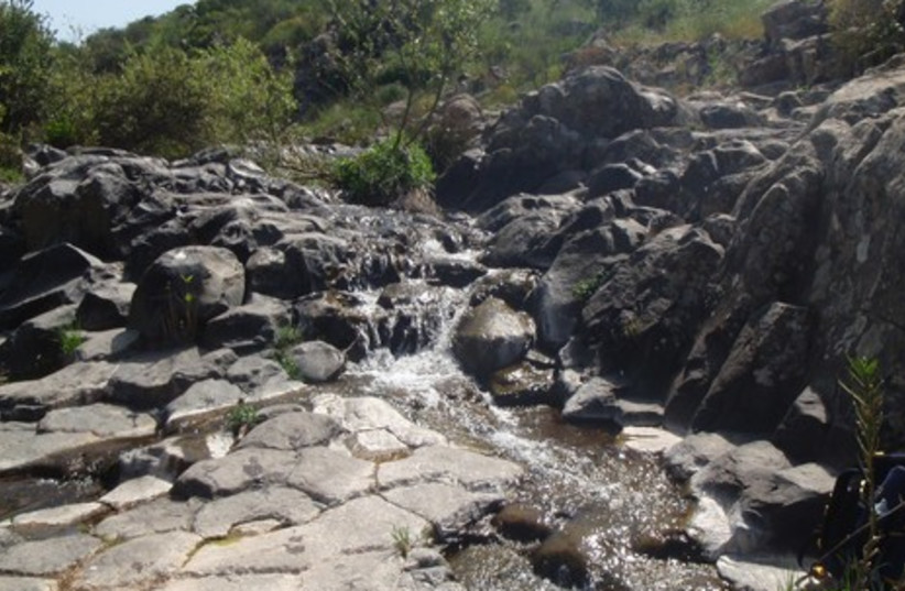 Yehudia national park