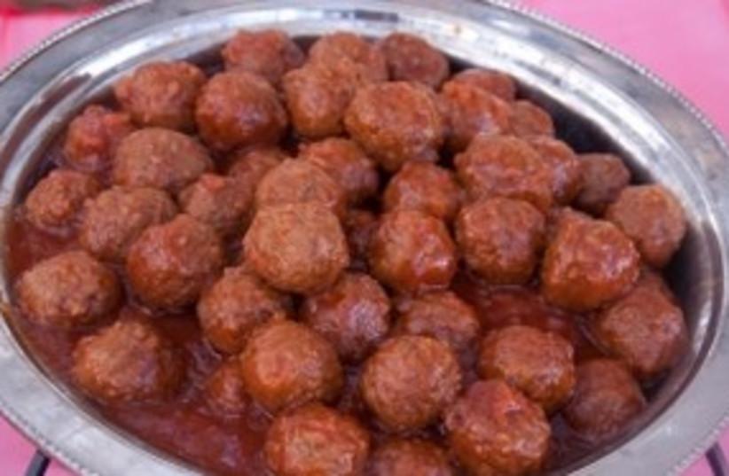 Meatballs (photo credit: Courtesy)