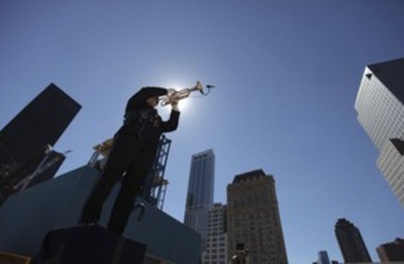 Ground Zero 311 (R) (photo credit: REUTERS)