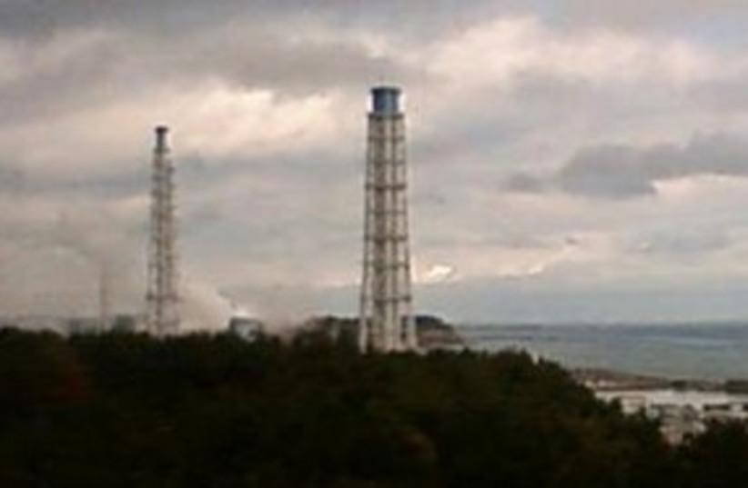 Japan Nuclear Plant 311 (R) (photo credit: REUTERS)