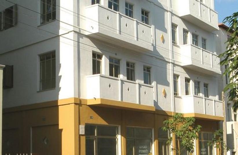 Nachlat Binyamin building 521 (photo credit: Courtesy)