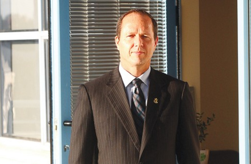 Nir Barkat 521 (photo credit: Marc Israel Sellem)