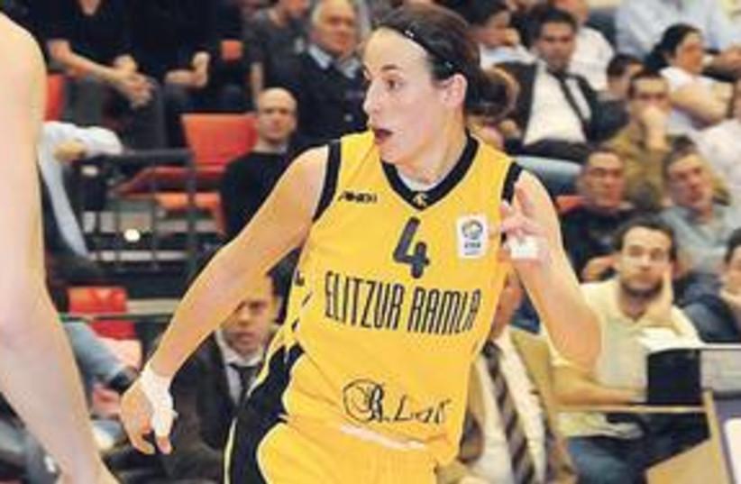 Womens basketball Elitzur Ramle 311 (photo credit: FIBA Europe website)
