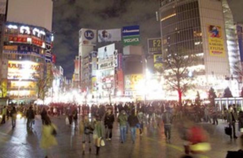 tokyo japan_311 (photo credit: GIL SHEFLER)