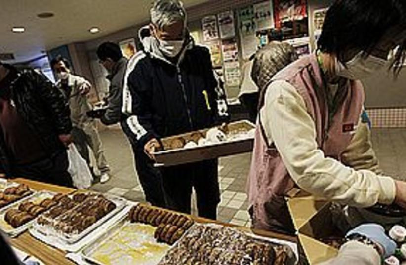 japan food 311 (photo credit: REUTERS)