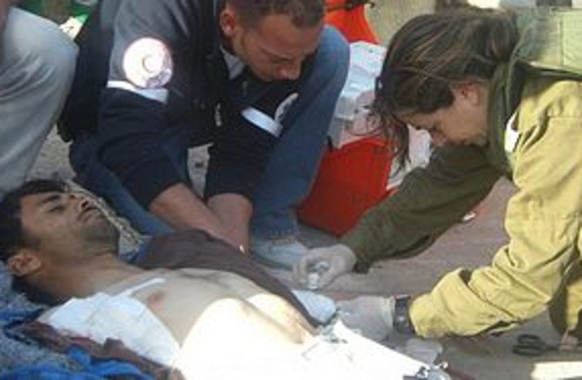 west bank stabbing 311 (photo credit: Operation Dove)