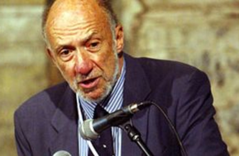 UN Richard Falk 311  (photo credit: Reuters)