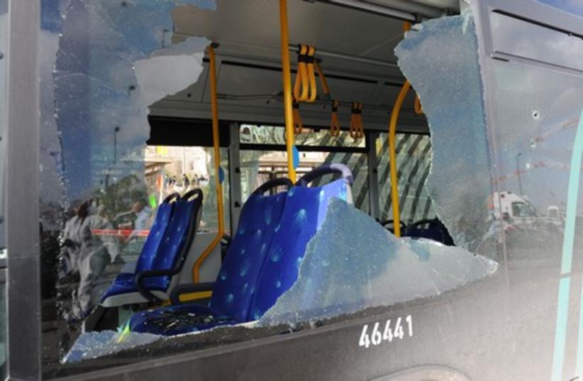 Jerusalem bus bombing FOR GALLERY 521 3 (photo credit: Moshe Milner GPO)