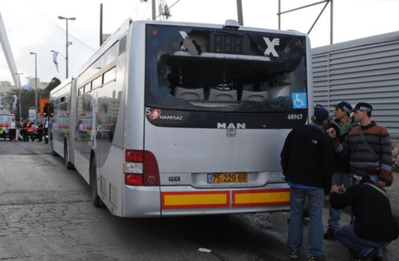 Jerusalem bus bombing FOR GALLERY 521 6 (photo credit: Moshe Milner GPO)