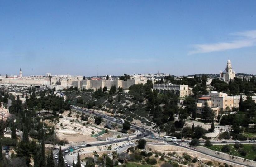 Jerusalem 520 (photo credit: Marc Israel Sellem)