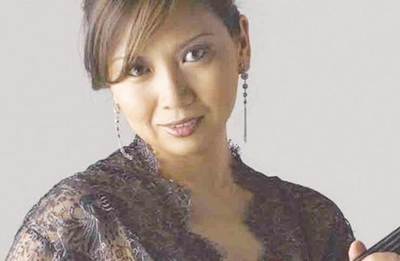 Meg Okura 520 (photo credit: Courtesy)