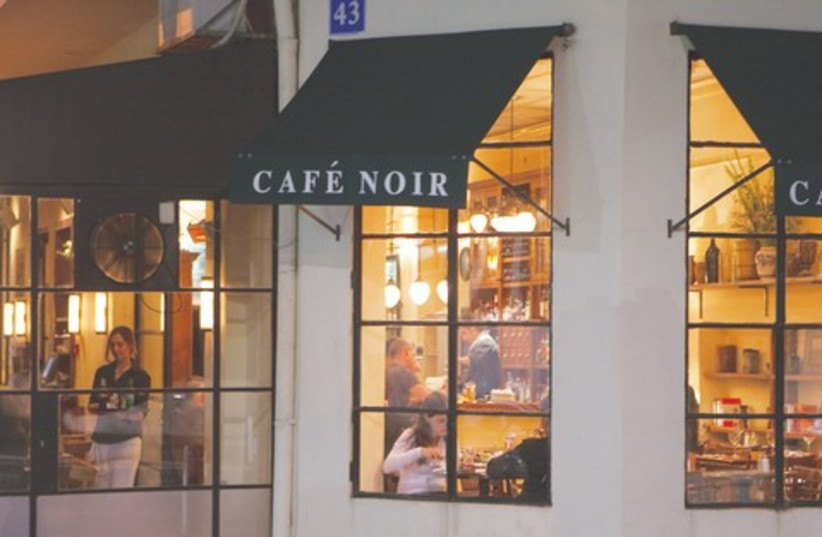 Cafe Noir 520 (photo credit: Courtesy)