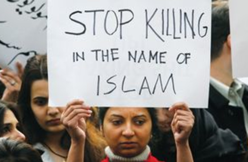 Killing in name of Islam 311 (photo credit: Reuters)