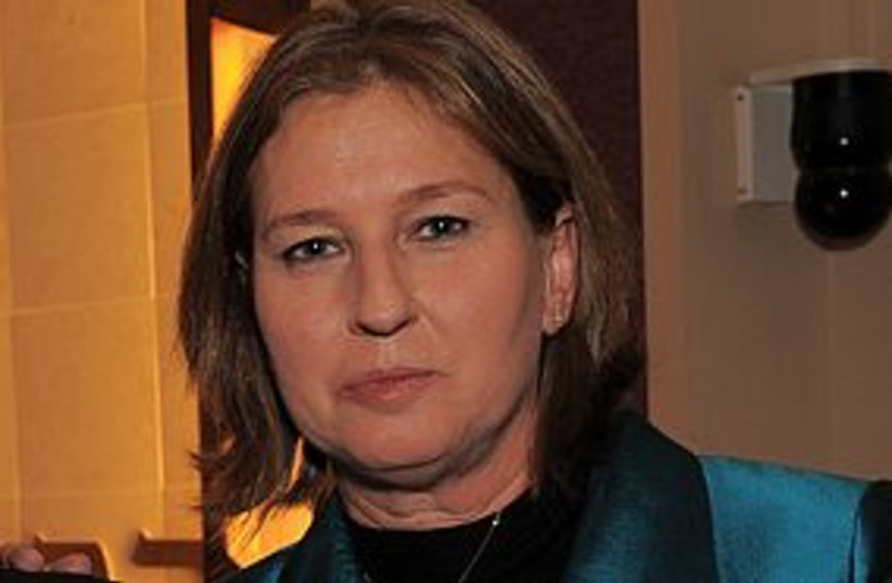 livni at rabbinical assembly 311 (photo credit: Courtesy)