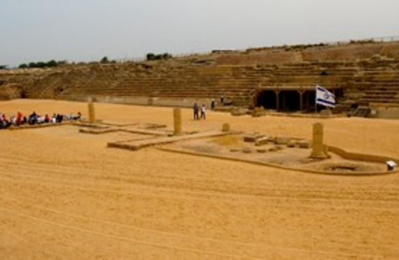 Caesarea 311 (photo credit: Wayne Stiles )