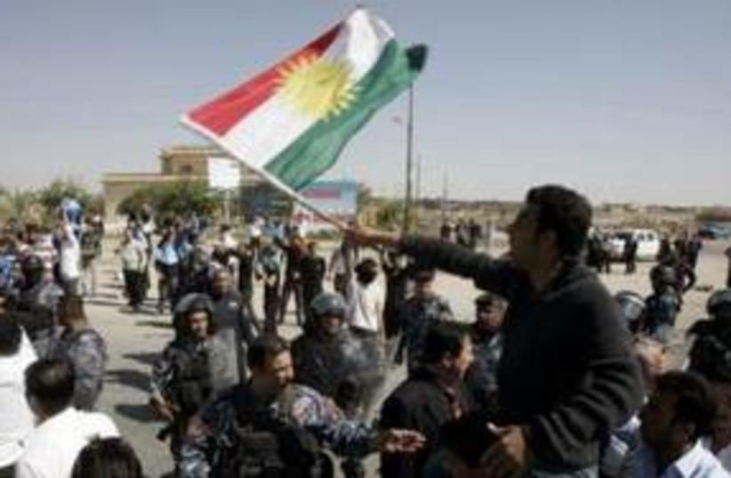 Iraq Kurdish protests 311 (photo credit: REUTERS/Ako Rasheed)