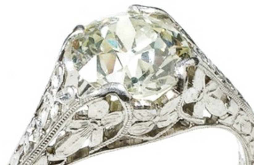 diamond ring _311 (photo credit: Courtesy)
