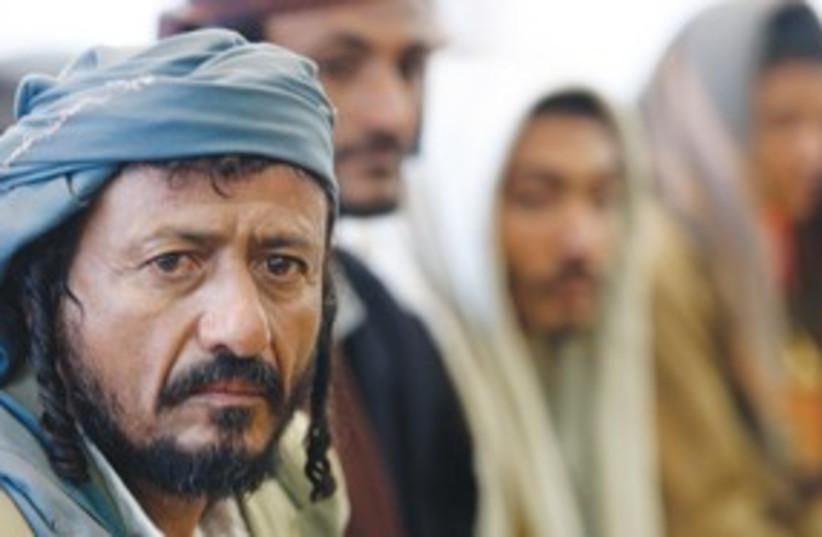 Yemenite Jews 311 (photo credit: REUTERS)