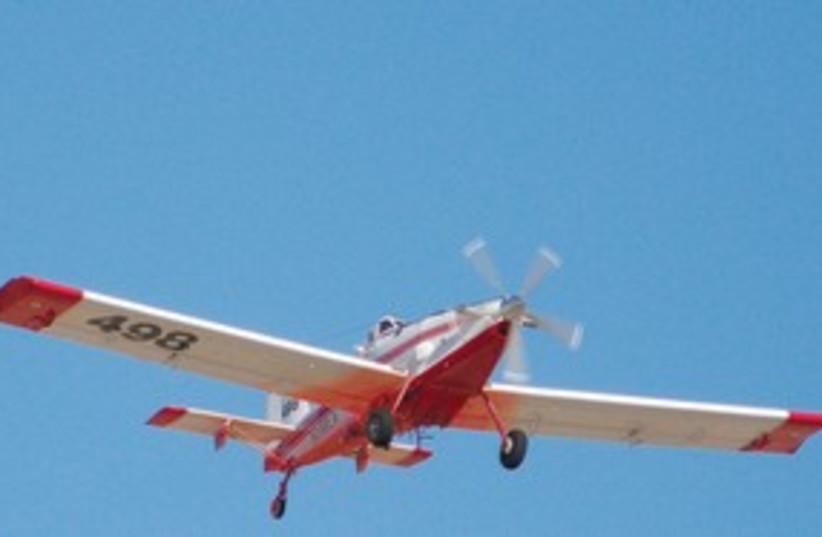 Firefighting Plane 311 (photo credit: Courtesy)