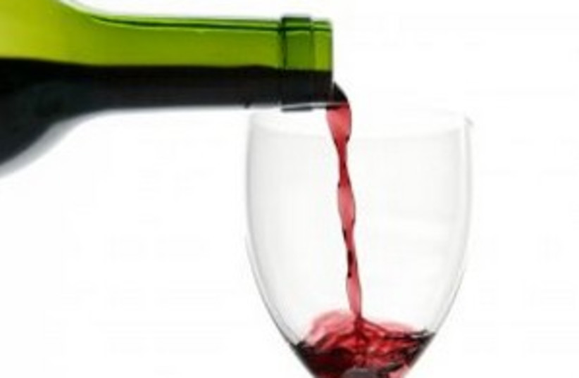 Red wine  (photo credit: Courtesy)