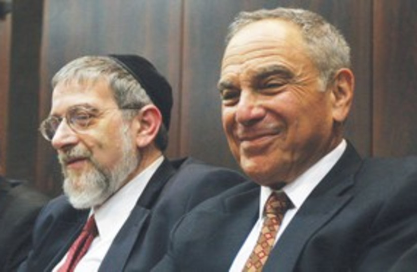 Eytan Sheshinski 311 (photo credit: Marc Israel Sellem/The Jerusalem Post)