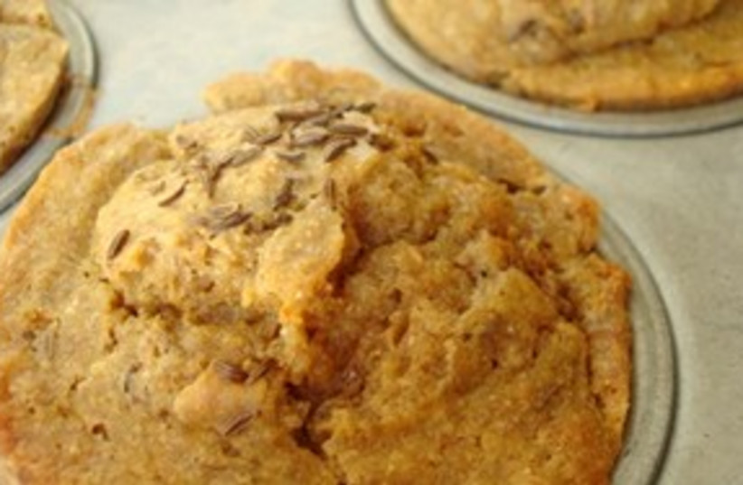 Muffins311 (photo credit: Courtesy of Gourmet Kosher Cooking)