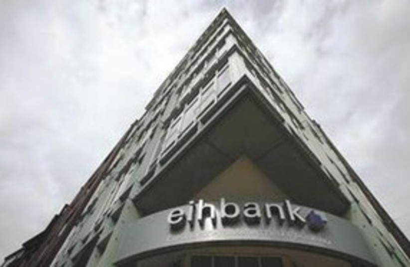 EIH Bank 311 (photo credit: REUTERS)