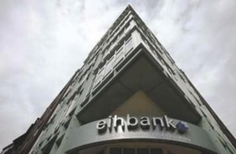 EIH Bank 311 (photo credit: REUTERS)