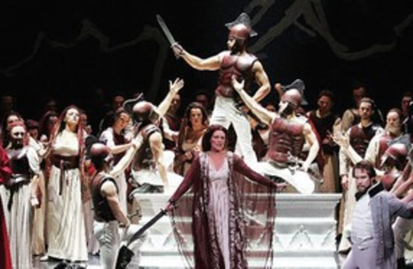 Norma, Israeli Opera 311 (photo credit: Courtesy)