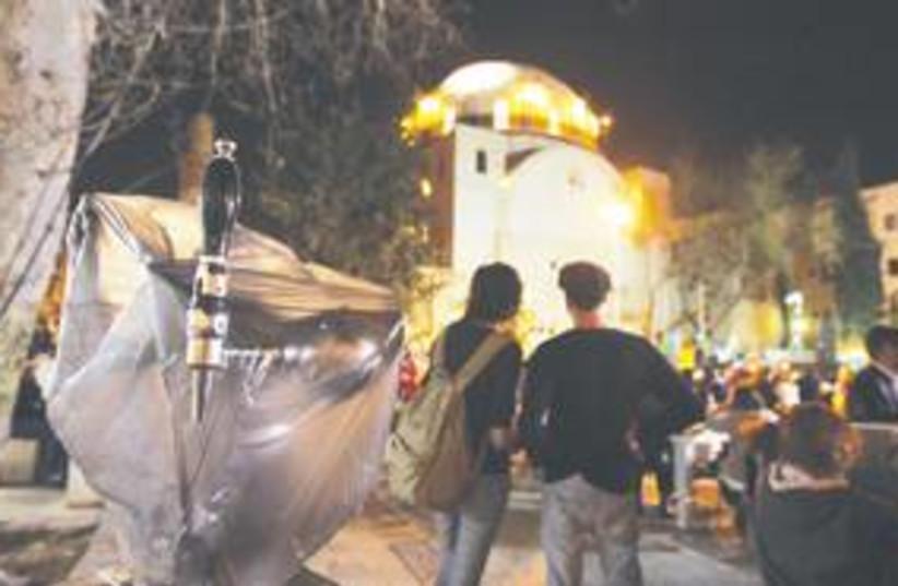 Jerusalem Flavors Festival 311 (photo credit: Marc Israel Sellem/The Jerusalem Post)