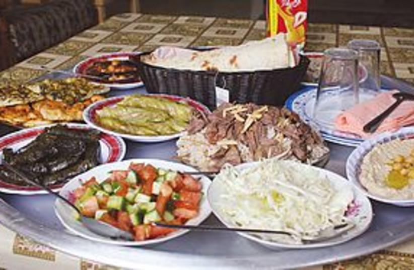 usfiya food 311 (photo credit: Ben Hartman)